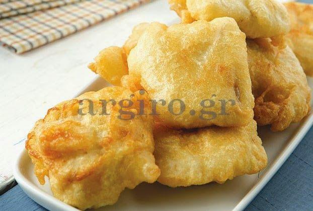 Συνταγές για μικρά και για.....μεγάλα παιδιά: Μπακαλιάρος τηγανητός με κουρκούτι της Αργυρώς!!!