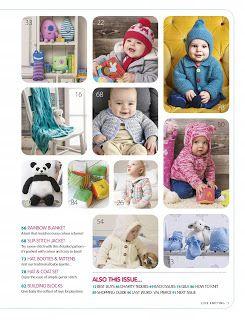 hands,knitting,crochet-arhiv: Bebek örgü dergisi ,knitting for baby ,