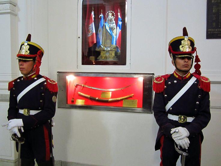 Museo Histórico del Regimiento Granaderos a Caballo General San Martín | Galería: http://bartes.com.ar/museo-historico-del-regimiento-granaderos-a-caballo/