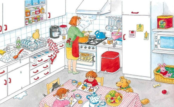 la cuina