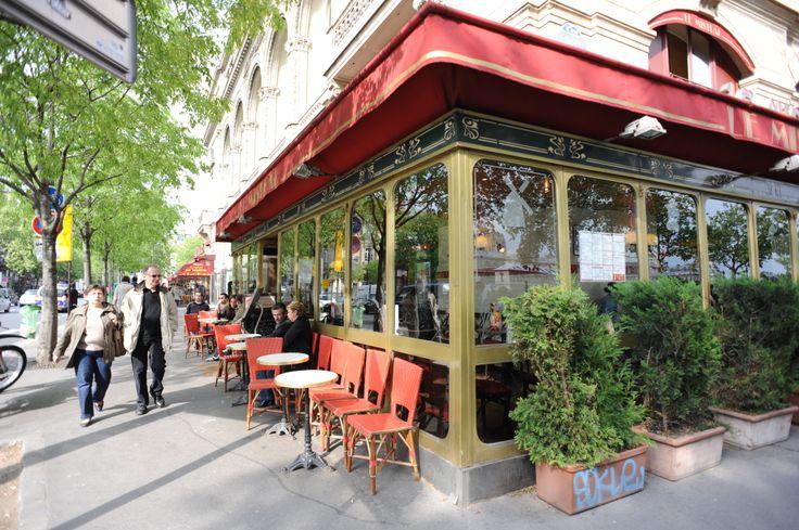 Mistral, Place du Chatelet © Antoine Kienlen