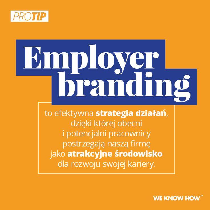 Employer branding to strategia.