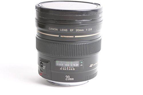 Amazon.com: Buying Choices: Canon 2509A003 Wide-Angle Lens 20-20mm Wide-Angle Lens for Canon EF Cameras