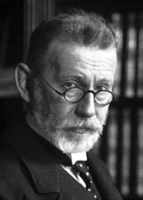Paul Ehrlich (14 March 1854 - 20 August 1915) In 1908 he received a Nobel Prize in Physiology or Medicine for his contributions to immunology.
