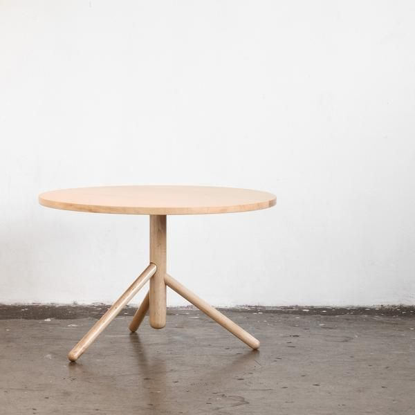 Them Coffee & Side Table   Rock Maple Timber
