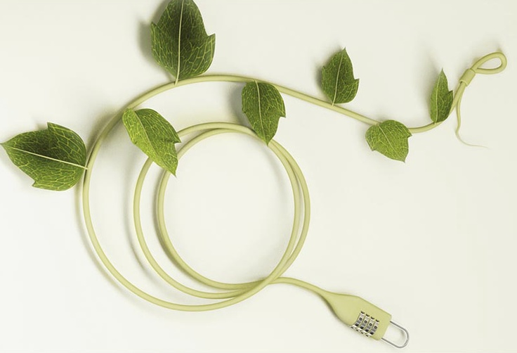 Ivy Bike Lock