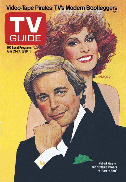 HART TO HART - 1980 - TV GUIDE