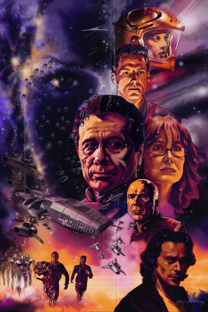 Battlestar Galactica by *Adobewan on deviantART