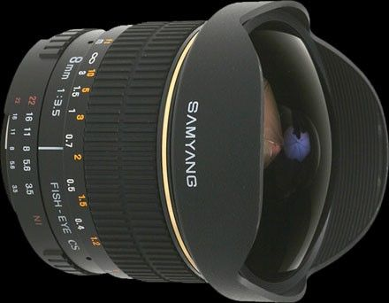 Samyang+8mm+F3.5+Aspherical+IF+MC+Fisheye