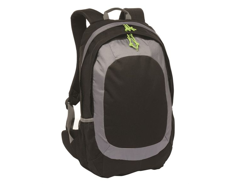 Regatta Hillcamp Backpack 35L is a large capacity backpack made from a lightweight and durable combination of 600D polyester and ripstop fabrics.The bag has two main zipped compartments and the sides are loaded with mesh water bottle holders. It has wide padded air mesh shoulder straps complete with an adjustable sliding chest harness for extra stability.