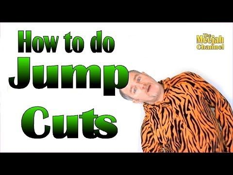 How to do Jump Cuts - Make your Vlogs snappy!