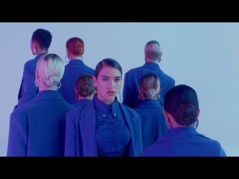 """Dua Lipa Premiers """"IDGAF"""" Music Video (Lyrics Review) - Just Random Things"""
