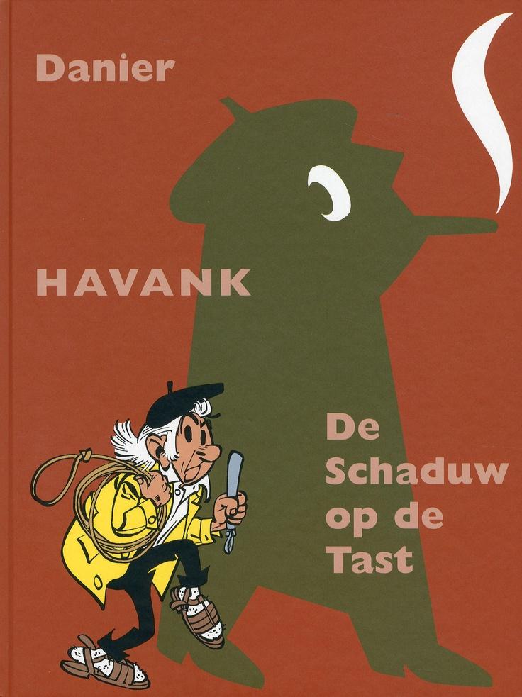 Havank - De schaduw op de tast - Danier