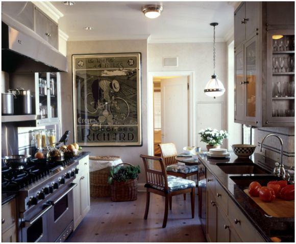 Veranda Designer Best Paint Color For Small Kitchen
