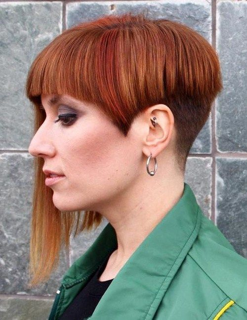 new hair style for hair 50 s undercut hairstyles to make a real statement 5834