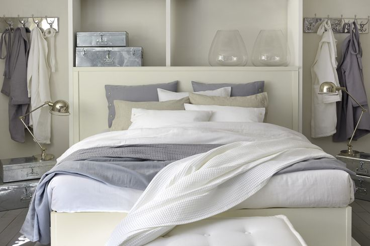 Basil Collection. Pure linen soft touch #bellora #madeinitaly #bedlinen #homecollection