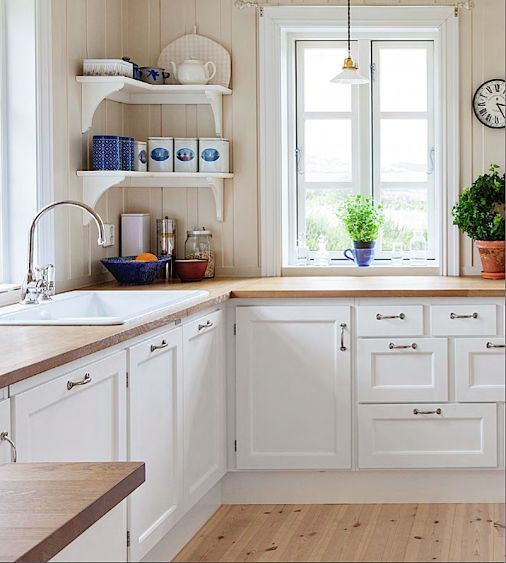 Produced in Sweden. | Country kitchen designs, Country ...