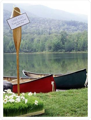 Canoe rides: Canoeing Paddles, Cocktails Hour, Lakes House, Canoeing Riding, Summer Picnics, Lakes Wedding, This Summer, Summer Activities, Summer Camps