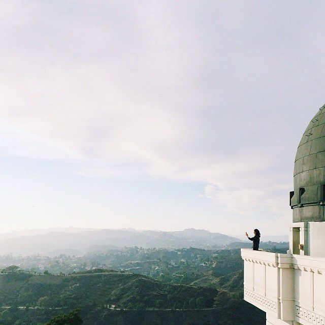 from the weekend: los angeles in two days