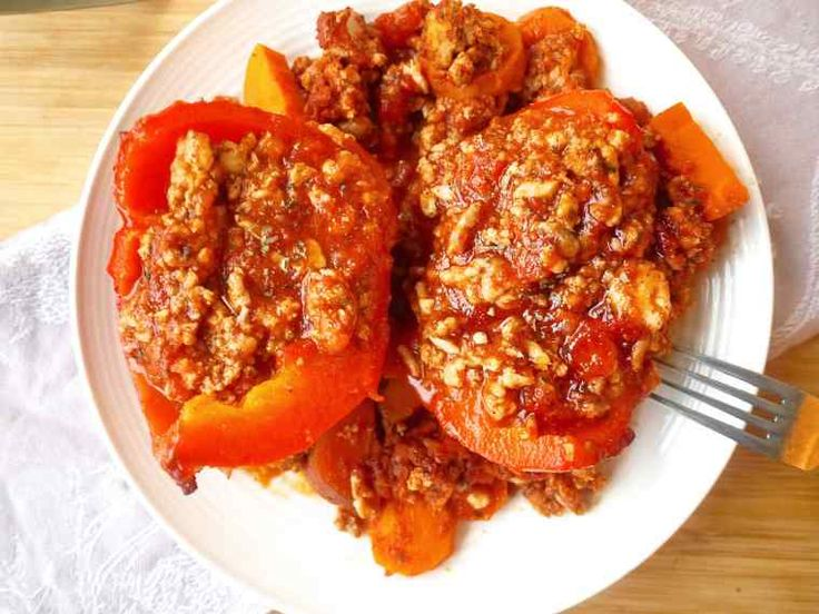 1000+ ideas about Clean Stuffed Peppers on Pinterest | Clean Banana ...