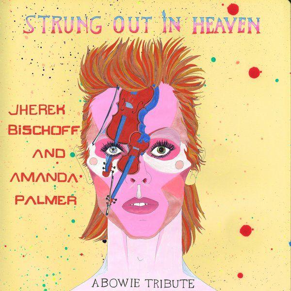 ▶︎ Strung Out In Heaven: A Bowie String Quartet Tribute | Amanda Palmer