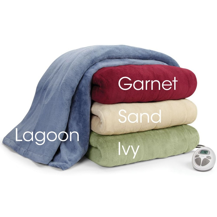 The Best Heated Blanket - This heated blanket earned The Best rating from the Hammacher Schlemmer Institute after tests proved it to be the warmest and most comfortable.