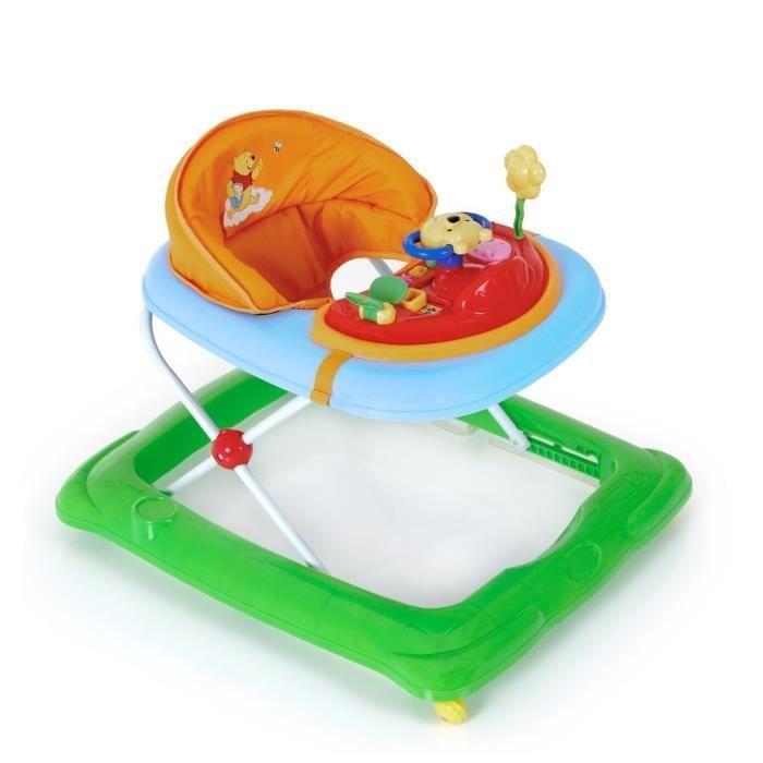 Winnie L Ourson Trotteur Player Multicolor Disney Baby Winnie
