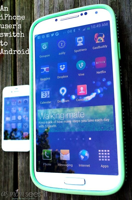 Samsung Galaxy S4 review – what is the switch from an iPhone like?  http://it-supplier.co.uk/