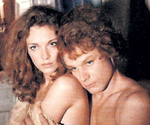 Татьяна  Лютаева и Сергей  Жигунов,  80-ые  годы.