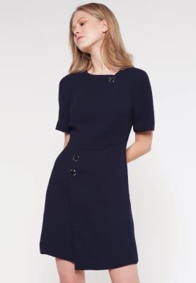 Whistles JADE - Summer dress - navy for £139.99 (24/10/16) with free delivery at Zalando