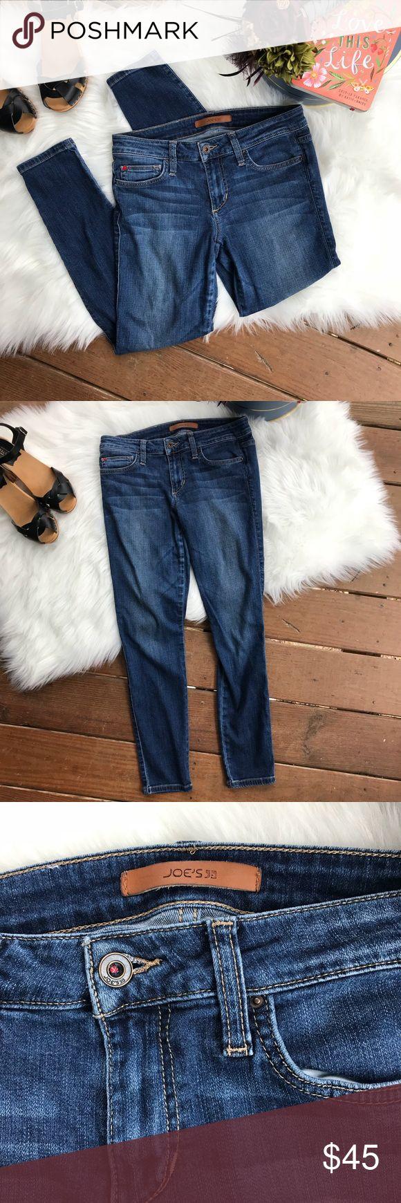"Joe's Jeans The Vixen Ankle Joe's Jeans. The Vixen Ankle. Size 27. Waist - 30"" Rise - 8"" Inseam - 27"". Joe's Jeans Jeans Skinny"