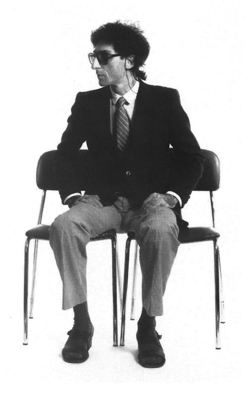 Franco Battiato, in 1981