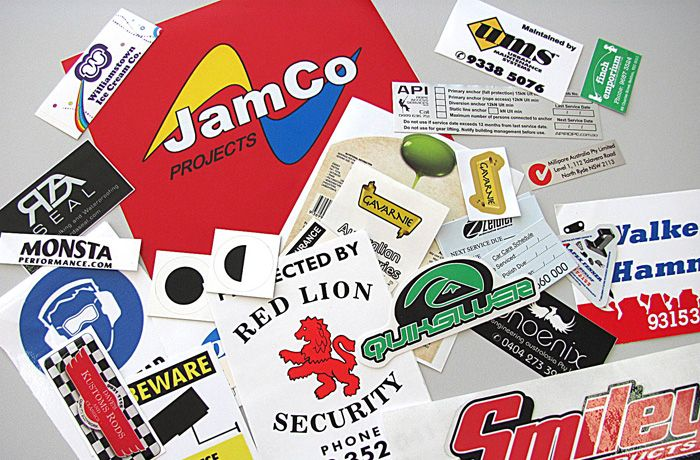 Appealing decals are the quick and best way to expose your business in front of