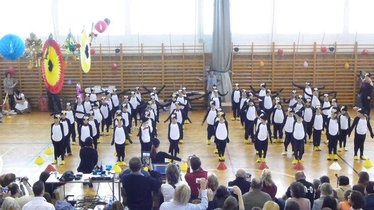 Pingvinek tánca 1/B-2/A    2016. Farsang