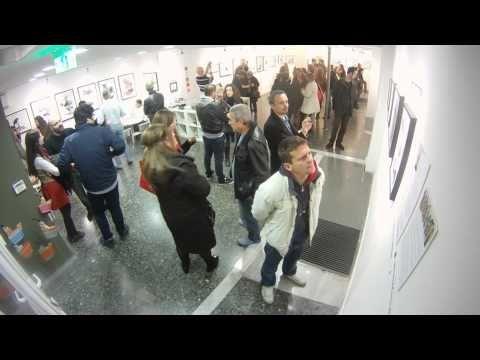 Opening Night ~ Exhibition II (Animal Behaviour)
