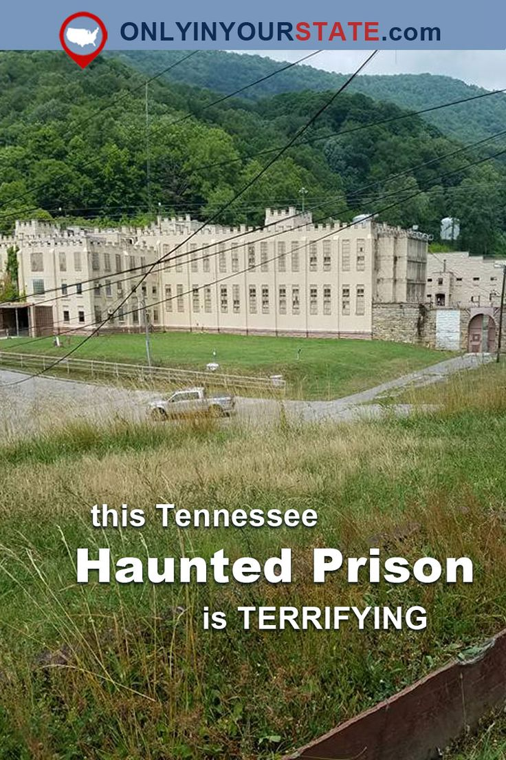 Travel | Tennessee | Haunted Prison | Haunted Places | Haunted US | Creepy | Scary | Attractions