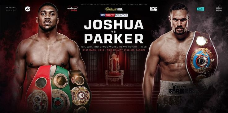 "Joseph Parker Not Scared Of Joshua's Power – ""I'll Smile And Hit Him Back"" #News #allthebelts #boxing"