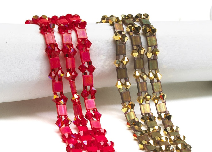 Try some Tilas! Make Betsy Ramsey's easy mutistrand bracelets.: Ramsey Easy, Beads Inspiration, Beads Boards, Beads Beads, Betsy Ramsey, Easy Mutistrand, Mutistrand Bracelets, Beads Ideas, Beads Weaving