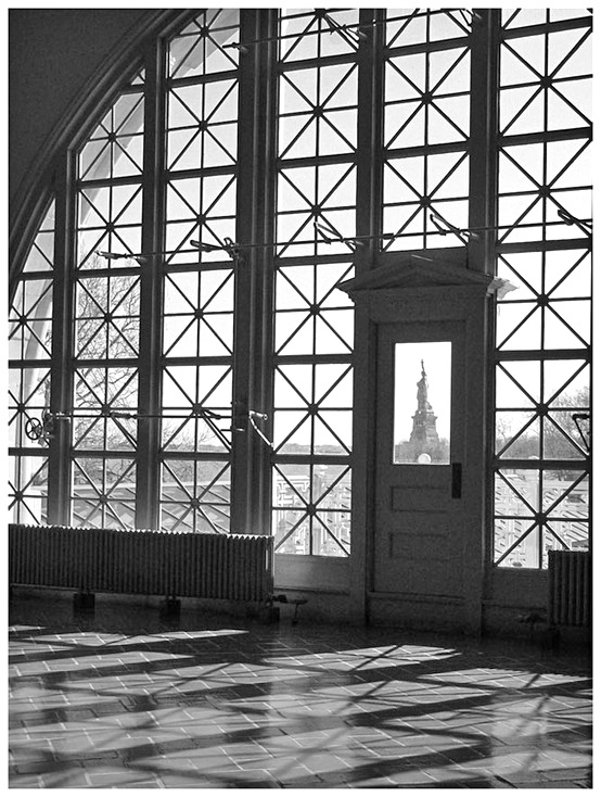 ellis island, the search for freedom
