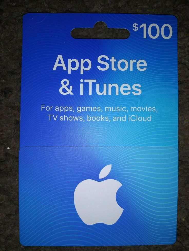40 for 100 cheap app store and itunes gift card 40 off