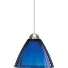 blue pendant light blue pendants pendant lights modern lighting cobalt. Black Bedroom Furniture Sets. Home Design Ideas