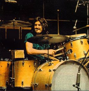 John Bonham would drink often just as Walter goes to the bar.