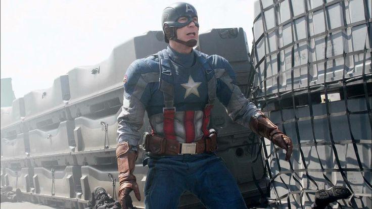 GRATUIT - Captain America le Soldat de l'hiver Streaming Film Complet en Français