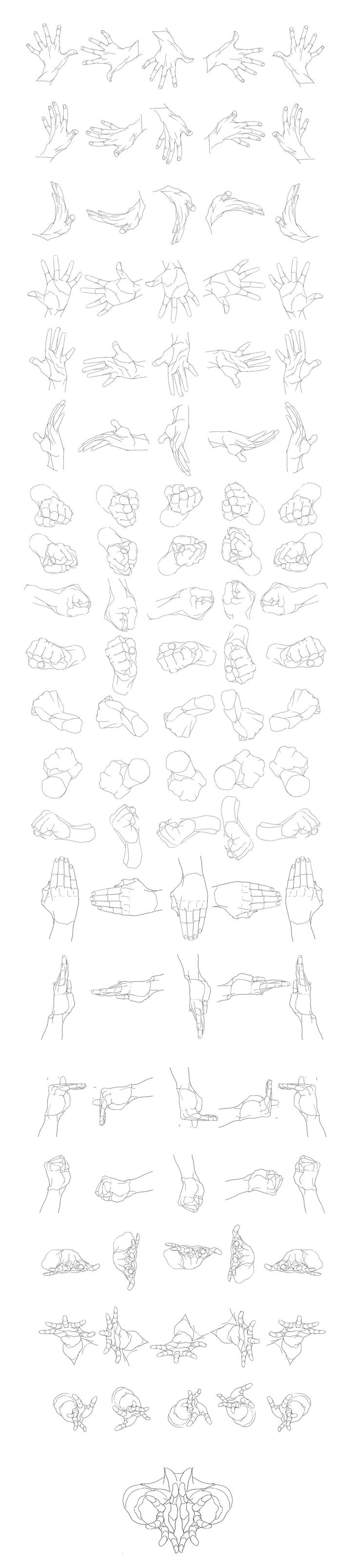 """""""Hands Movement/Rotation"""" by 0033*   • Blog/Website 