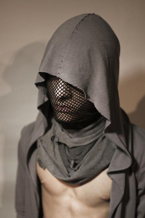 Druid Coke - By Carmelo Varela....apocalypse fashion, apocalyptic dress, post-apocalyptic/dystopian fashion, post-apocalypse