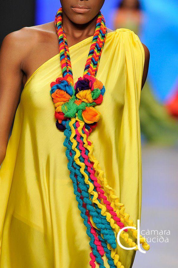 Martha Arredondo Santander Fashion week - Colombia