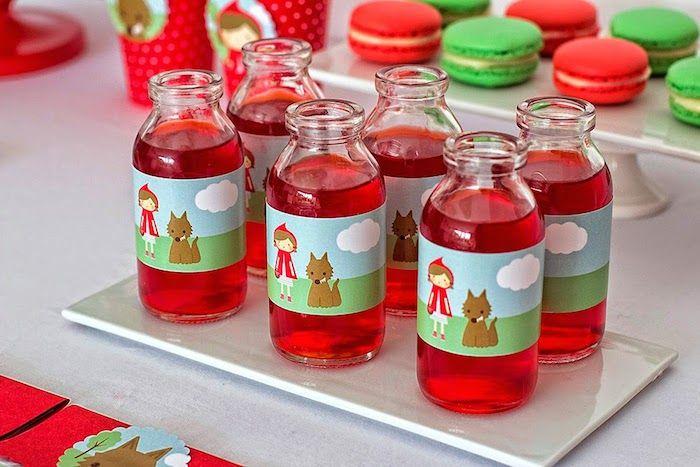 cupcake chapeuzinho vermelho | festa aniversario personalizada chapeuzinho vermelho crianca decoracao ...