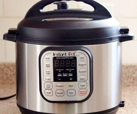 Instant-Pot recipes