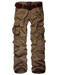 Match Women's Camo Cargo Pants