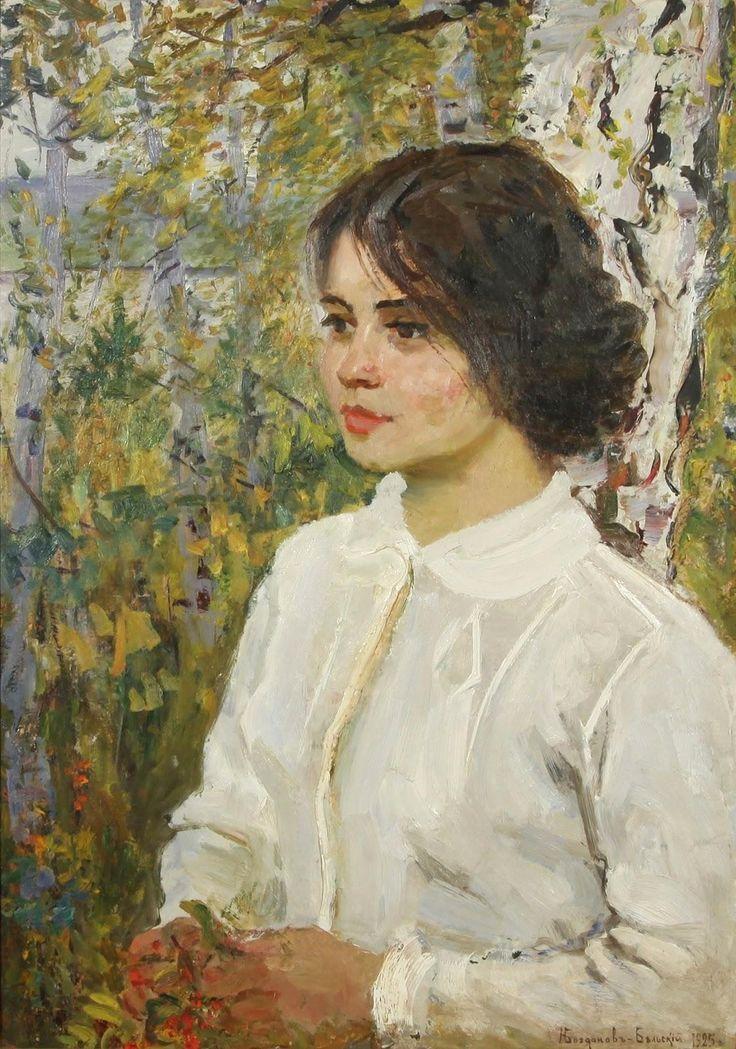 Николай Петрович Богданов-Бельский, (